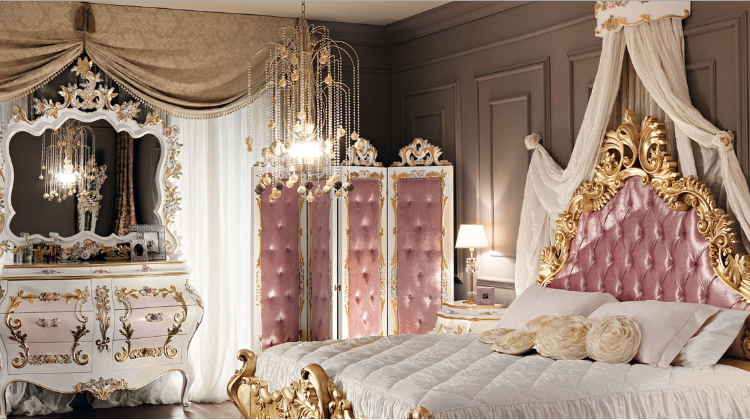 The Most Luxurious Bedroom Furniture Sets In The World