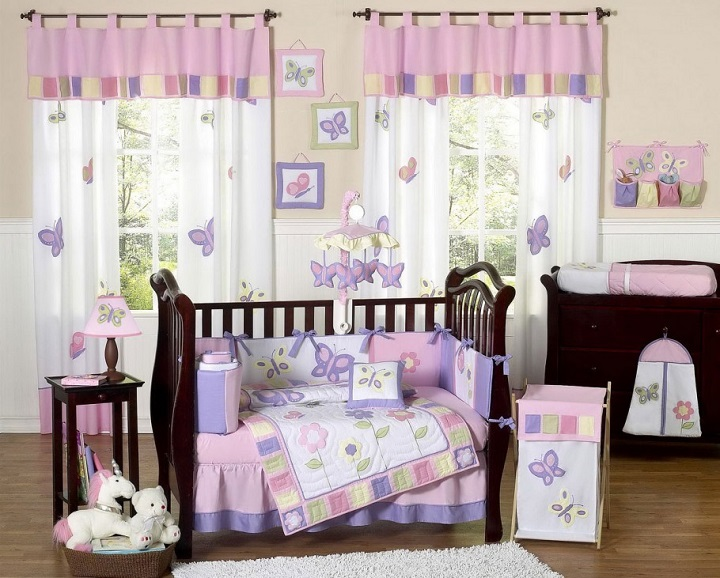 The Charmin Class Cart Crib The Cutest Baby Cribs You've Ever Seen The Cutest Baby Cribs You've Ever Seen butterfly