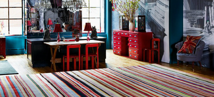 Amazing design ideas with beautiful rugs