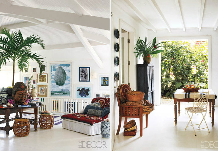 DECOR TIPS: SOMETIMES MORE IS MORE…! BY ELLE DÉCOR