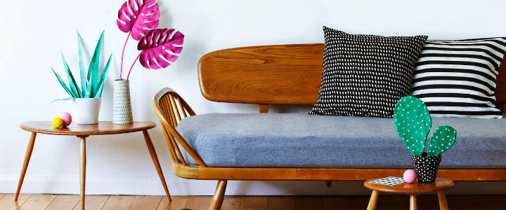 Wood Craft Inspirations for your Living Room