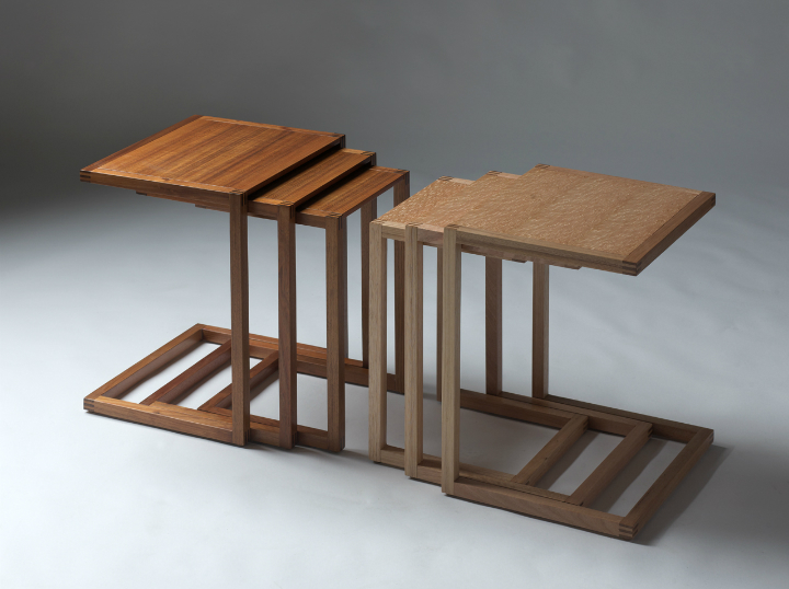 Beautiful Nesting Tables: Set of 3 Beautiful Nesting Tables: Set of 3 Beautiful Nesting Tables: Set of 3 livermore 1206 002