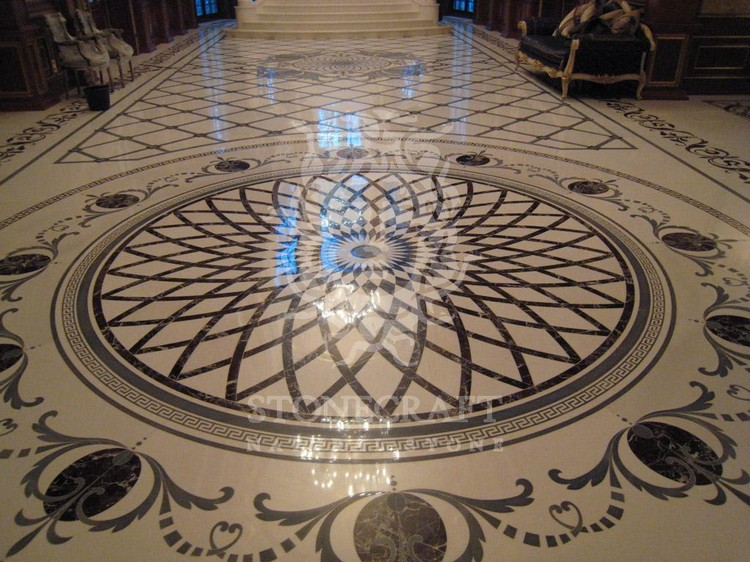 Marble Patterns Designs : Marble floor tile patterns gurus