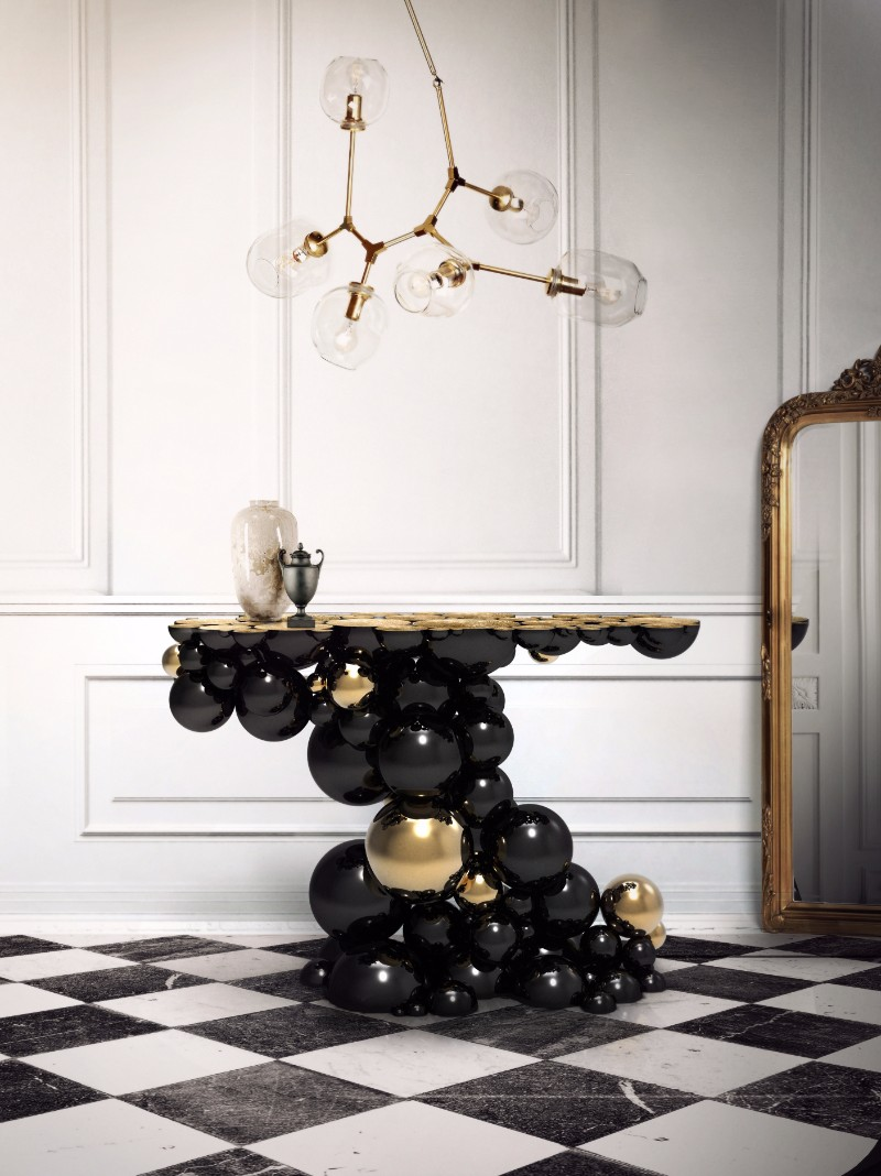 Top 10 Brands of Exclusive and Expensive Furniture expensive furniture Top 10 Brands of Exclusive and Expensive Furniture newton console