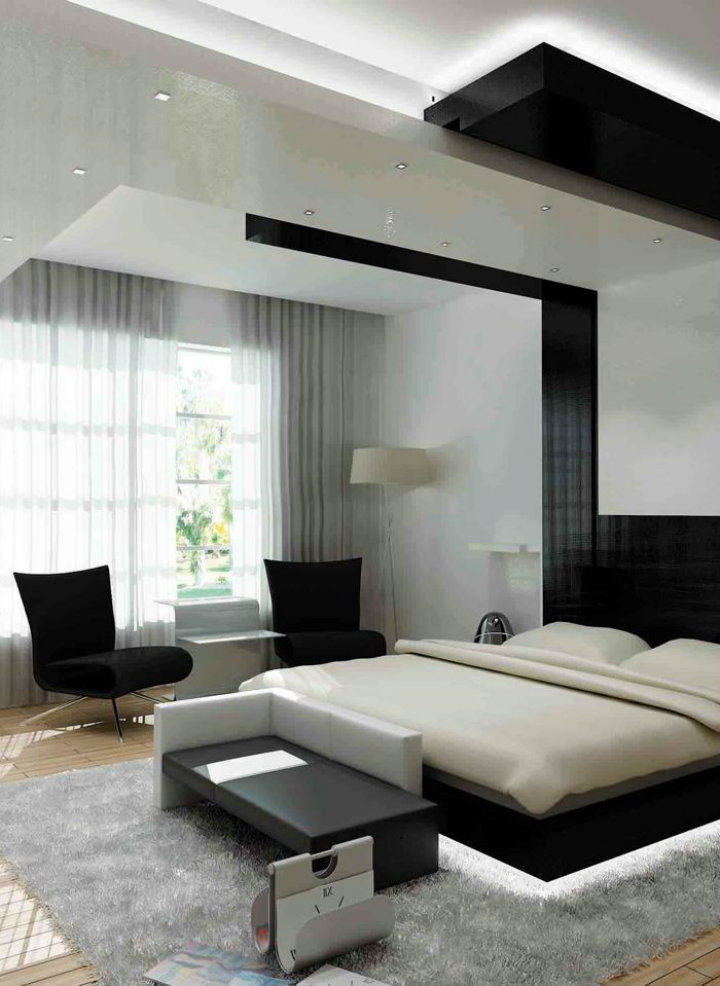 10 Amazing Contemporary Bedrooms | Home Decor Ideas on Room Decor Pictures  id=94052