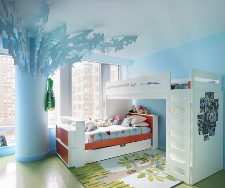 Blue: The New Trend For Your Children's Room Blue: The New Trend For Your Children's Room Blue: The New Trend For Your Children's Room utima2