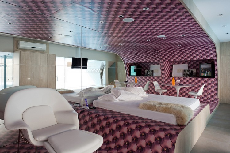 Futuristic Bedrooms Designs  Bedrooms Futuristic Bedrooms Designs 115