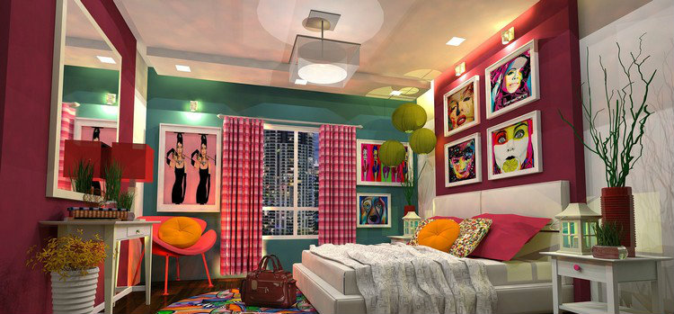 POP ART TO DECORATE YOUR HOME 1