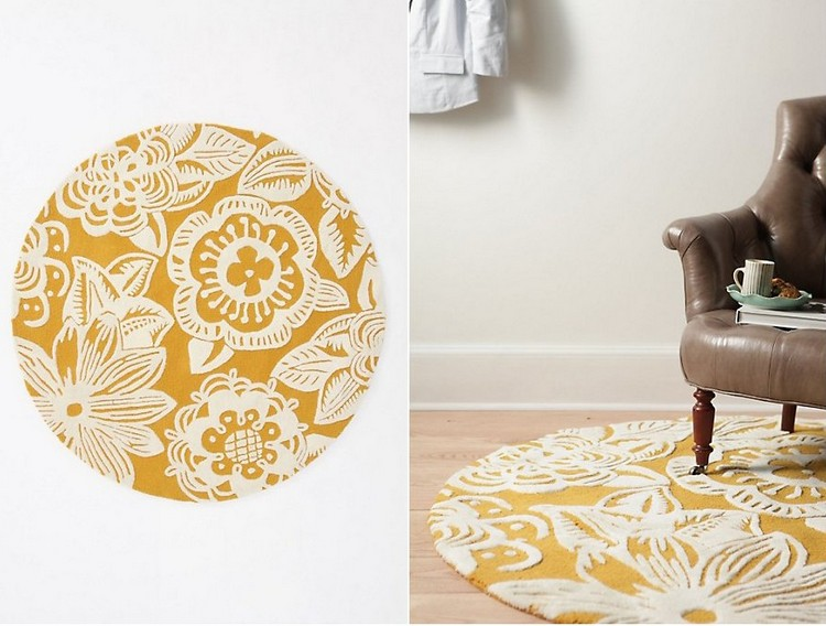 ROUND AND COLORFUL rugs, the new trend! ROUND AND COLORFUL RUGS, THE NEW TREND! ROUND AND COLORFUL RUGS, THE NEW TREND! 216