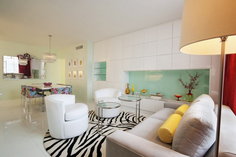 ROUND AND COLORFUL rugs, the new trend! ROUND AND COLORFUL RUGS, THE NEW TREND! ROUND AND COLORFUL RUGS, THE NEW TREND! 5
