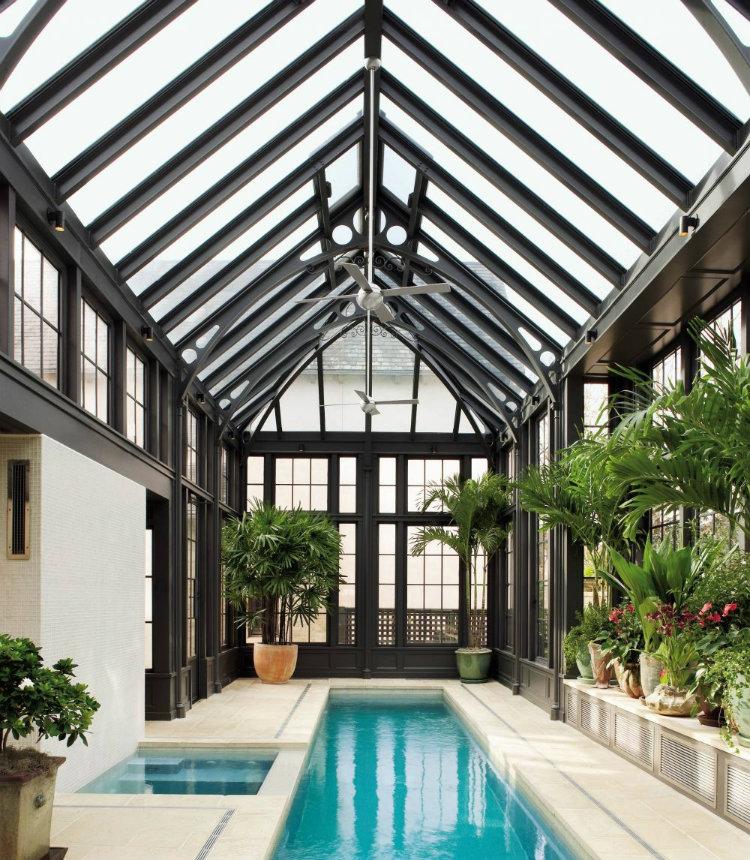 Amazing indoor pool designs home decor ideas for Amazing pool designs