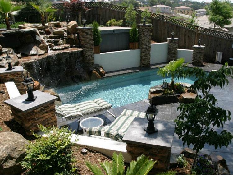 Outstanding Backyard Pools Outstanding Backyard Pools Outstanding Backyard Pools Amazing Garden Design and Backyard
