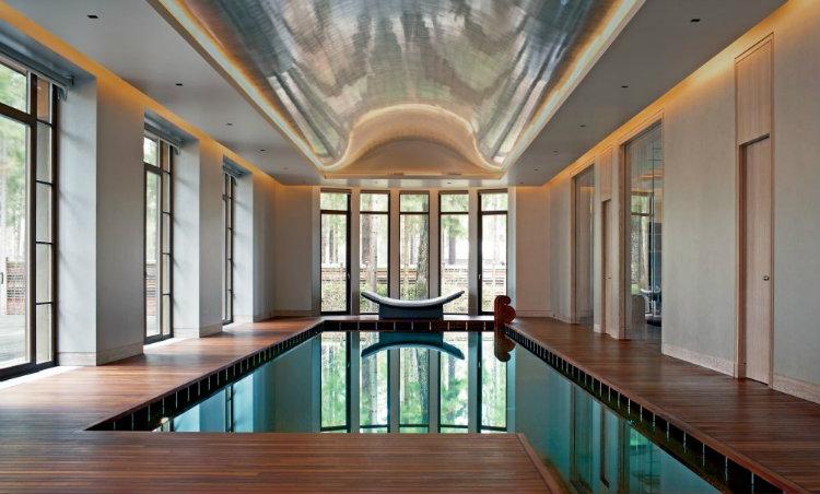 Amazing Indoor Pool Designs Home Decor Ideas