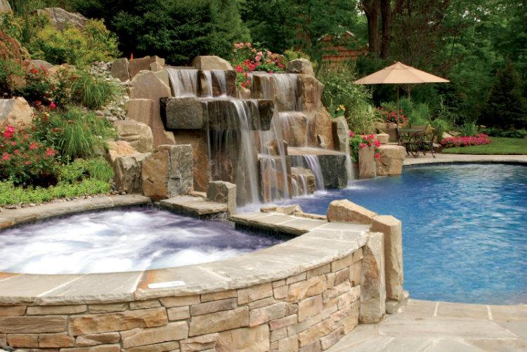 Outstanding Backyard Pools Outstanding Backyard Pools Outstanding Backyard Pools Spa