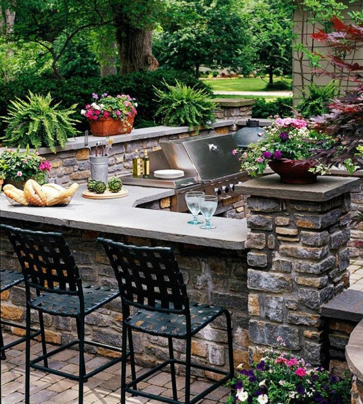 Amazing Outdoor Kitchens Amazing Outdoor Kitchens Amazing Outdoor Kitchens barbecue11