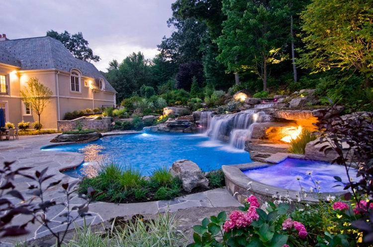 Outstanding Backyard Pools Outstanding Backyard Pools Outstanding Backyard Pools bazen4
