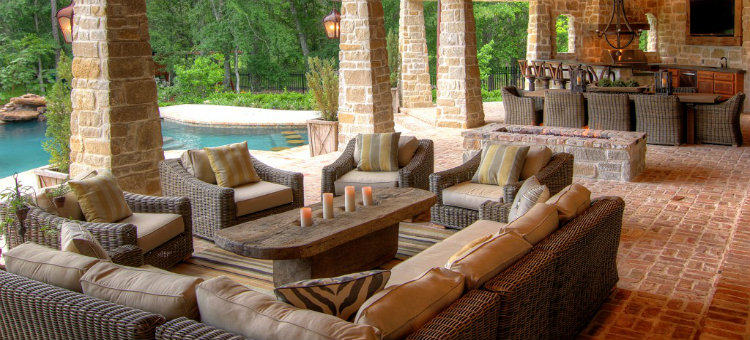 Make your porch a cozy space