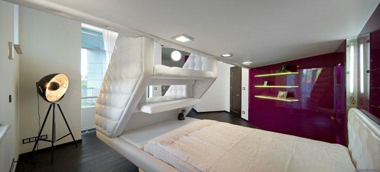 futuristic bedrooms designs – home decor ideas