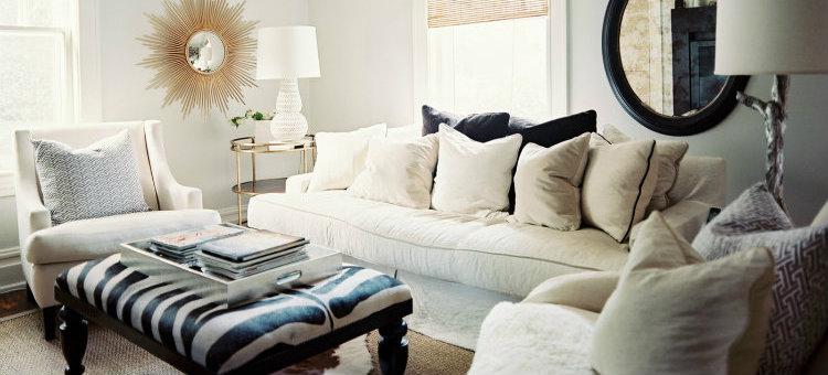 Make a living room design statement by Elle Décor  Make a living room design statement by Elle Décor  ft12