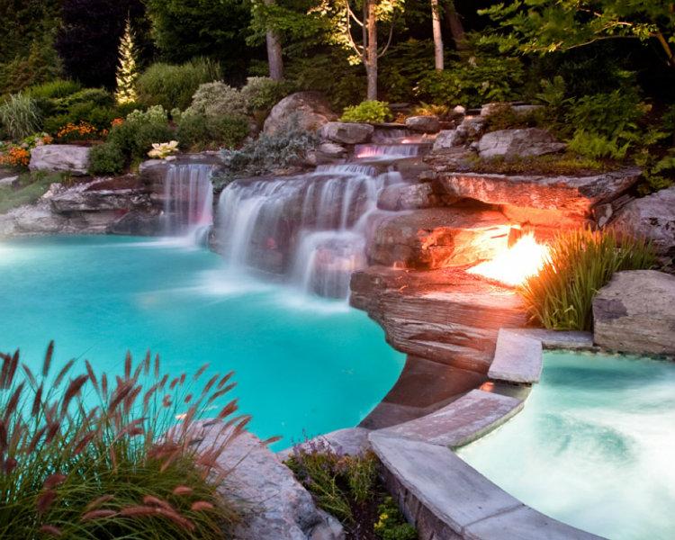 Outstanding Backyard Pools Outstanding Backyard Pools Outstanding Backyard Pools landscaping ideas nj custom pool backyard design expert pool interior design 46392