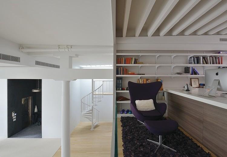A Soho Residence that will Inspire You A Soho Residence that will Inspire You A Soho Residence that will Inspire You 014 broadway duplex loft david hotson architect