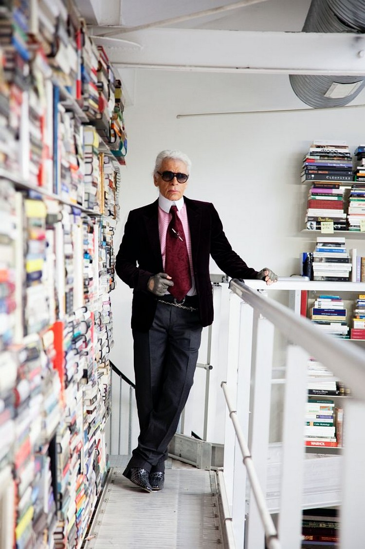 Fashion Week 2015 Fashion Week 2015:  Inside Karl Lagerfeld's house 45