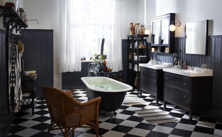Bathroom in black – Design ideas Design ideas Bathroom in black – Design ideas 57