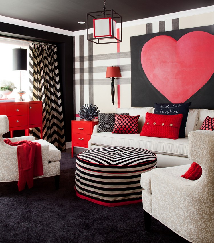 Preparing Your Living Room Set For Valentine S Day Home Decor Ideas