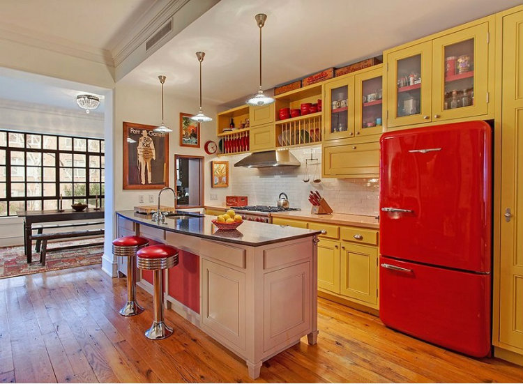 Meet the houses of  the Academy Oscars Nominees Meet the houses of  the Academy Oscars Nominees Meet the houses of  the Academy Oscars Nominees Kitchen Decorating Ideas 3