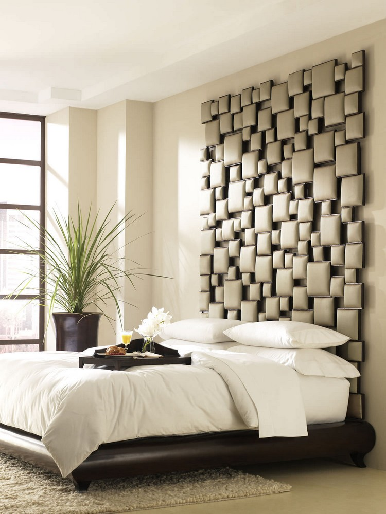 Modern Bed Headboards Headboards Modern Bed Headboards tete de lit originale design1