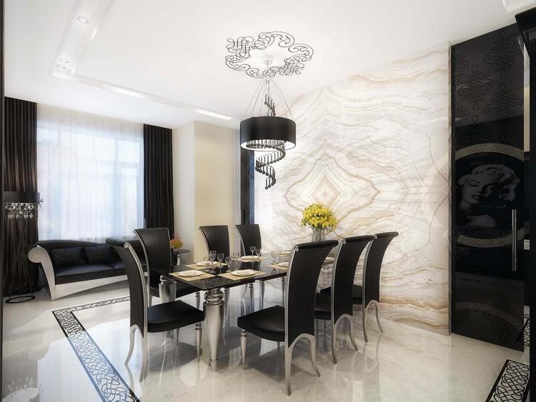 Stylish dining room ideas Dining room Dining room inspirations 91