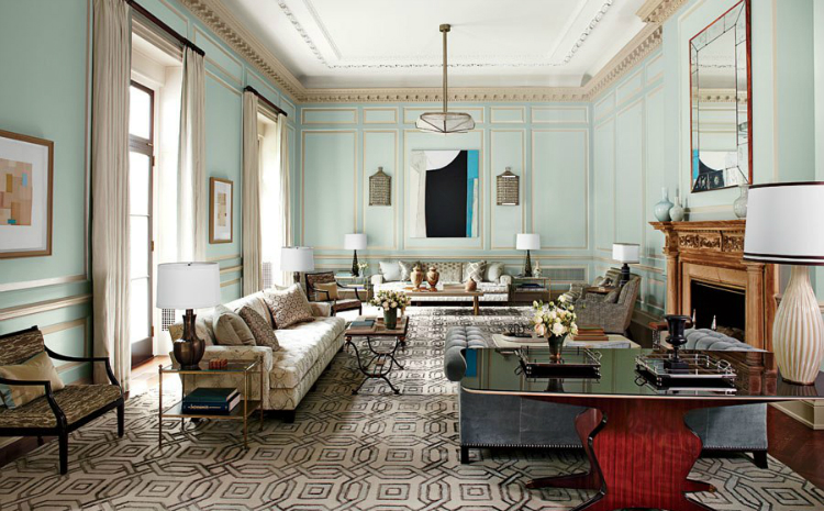 LIVING ROOM IDEAS BY TOP DESIGNERS Living Room Ideas Living Room Ideas by Top Designers Steven Gambrel