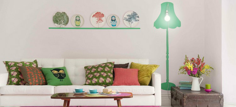 decore your home for spring by elle decor - Decore