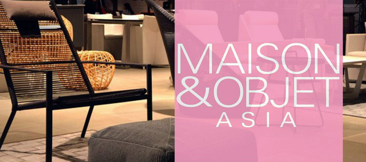 ALL EYES ON MAISON ET OBJET SINGAPORE 2015