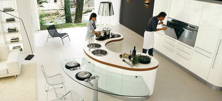 Kitchen Island Can Be The Perfect Solution For People That Are Looking For  The Best Comfort In A Kitchen, Practical, Easy To Clean And Give To Any  Home ...