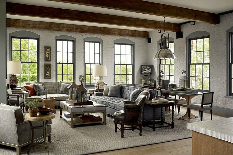 LIVING ROOM IDEAS BY TOP DESIGNERS Living Room Ideas Living Room Ideas by Top Designers steven Gambrel21