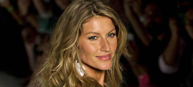 GREEN LIVING TIPS BY GISELE BUNDCHEN