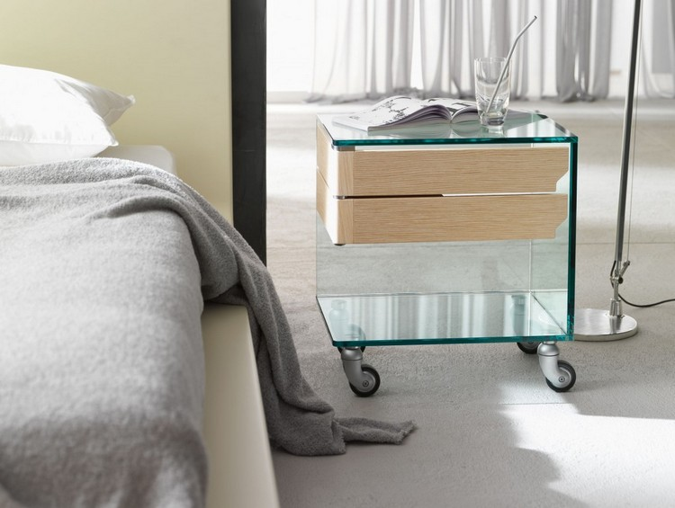 Bedroom Decor Ideas Bedroom Decor Ideas: 50 Inspirational Bedside Tables 11