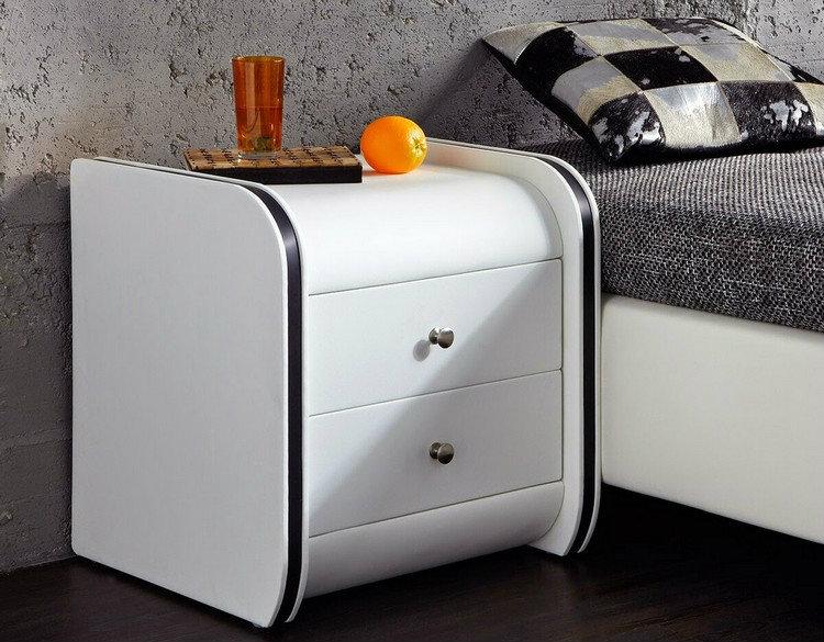 Bedroom Decor Ideas Bedroom Decor Ideas: 50 Inspirational Bedside Tables 22