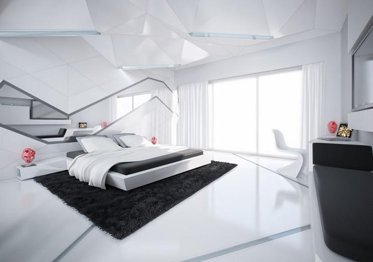 Bedroom Decor Ideas Bedroom Decor Ideas: 50 Inspirational Rugs black34