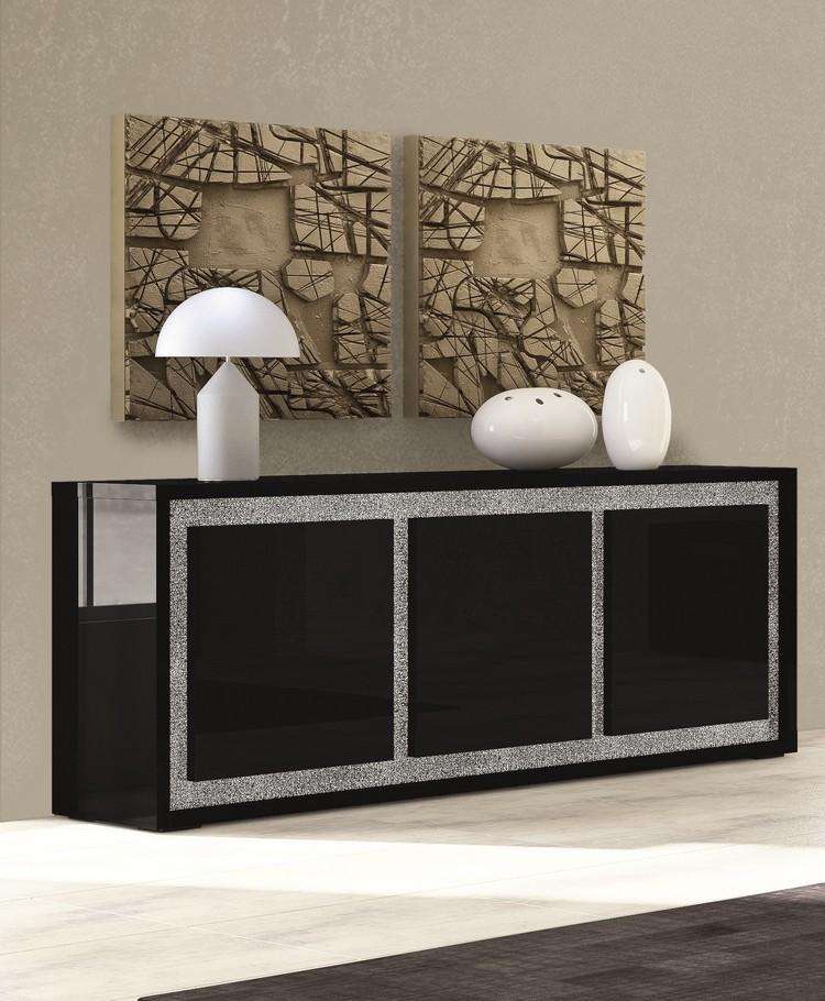 Living Room Decor Ideas: Top 50 design sideboards ideas Living Room Decor Ideas Living Room Decor Ideas: Top 50 design sideboards ideas black36