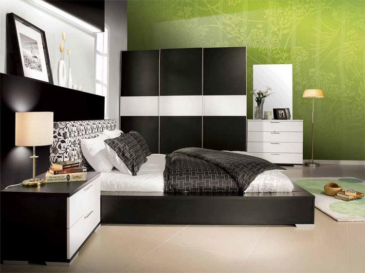 Bedroom Decor Ideas Bedroom Decor Ideas: 50 Inspirational Bedside Tables black5