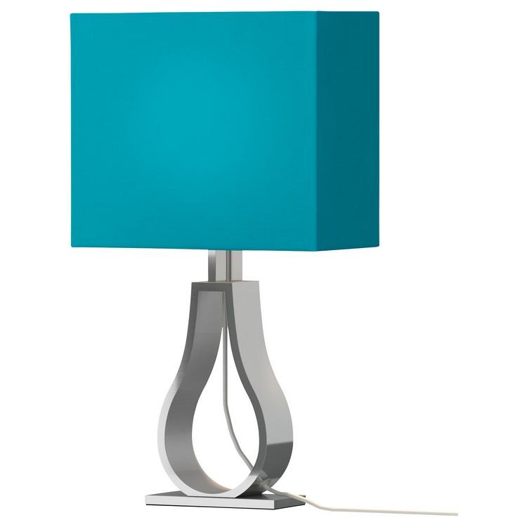 bedroom decor ideas Bedroom Decor Ideas: 50 Inspirational Table Lamps blue 10