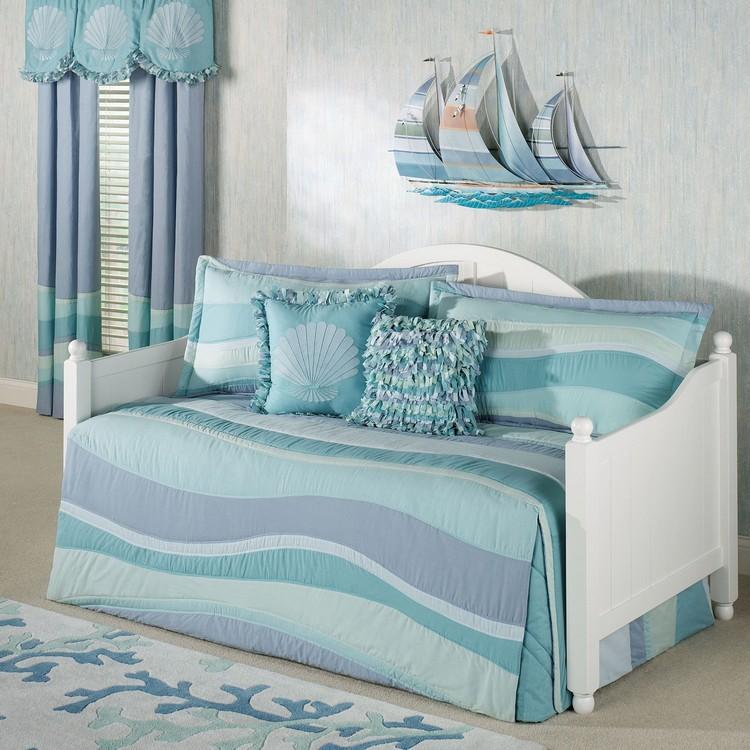 Bedroom Decor Ideas Bedroom Decor Ideas: 50 Inspirational Day Beds blue11