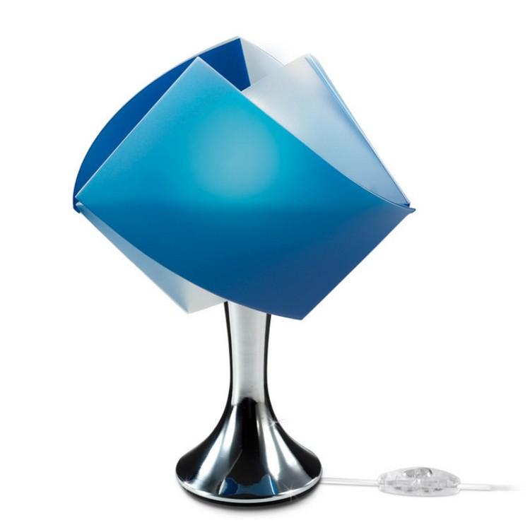 bedroom decor ideas Bedroom Decor Ideas: 50 Inspirational Table Lamps blue6