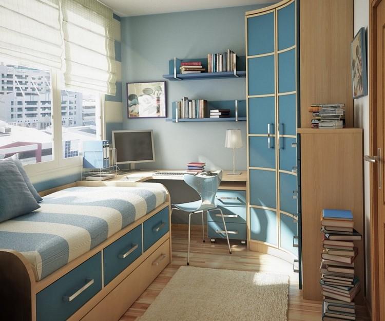 Bedroom Decor Ideas Bedroom Decor Ideas: 50 Inspirational Day Beds blue61