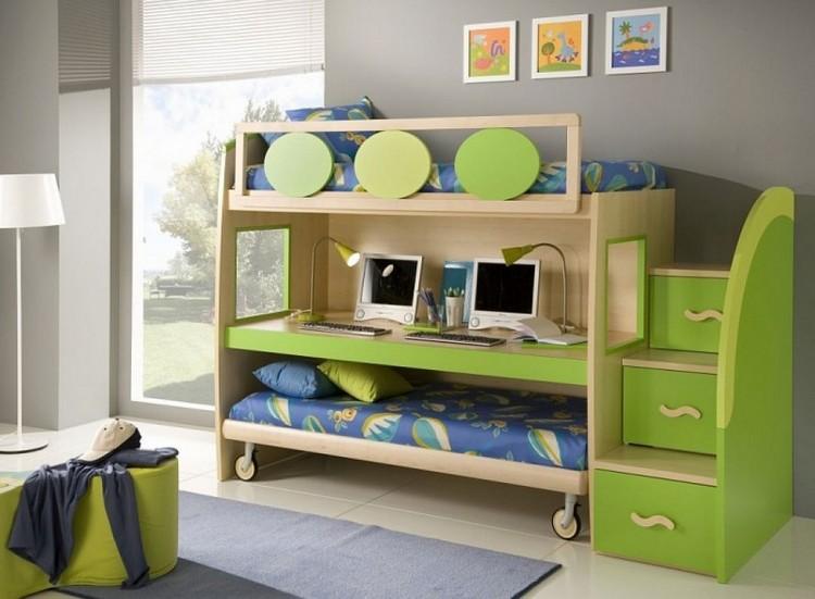 Bedroom Decor Ideas Bedroom Decor Ideas: 50 Inspirational Beds boys3