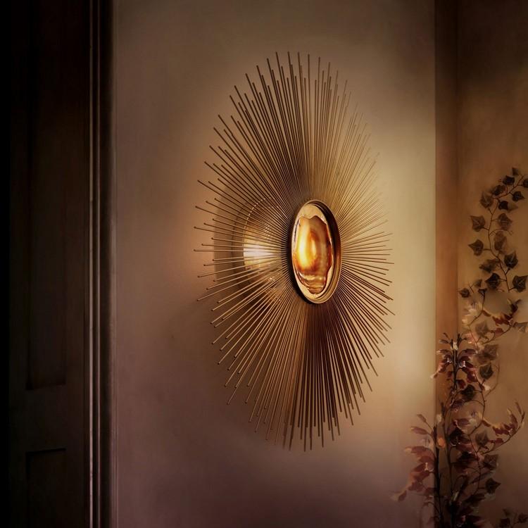 Living Room Decor Ideas: 50 inspirational wall lamps Living Room Decor Living Room Decor Ideas: 50 inspirational wall lamps brilliance sconce kk