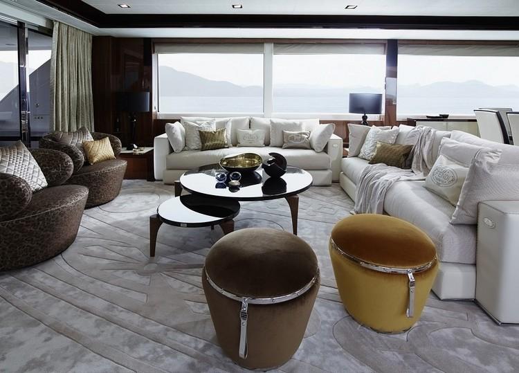 Living Room Decor Ideas: 50 design center tables from Maison et Objet Americas Maison et Objet Living Room Decor Ideas: 50 center tables in Maison et Objet Americas cavalli