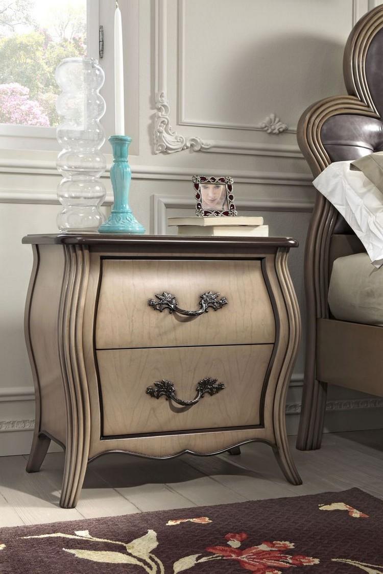 Bedroom Decor Ideas Bedroom Decor Ideas: 50 Inspirational Bedside Tables classic 2
